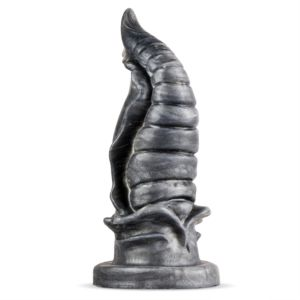Sinnovator Cthulhu Tentacle Platinum Silicone Dildo 7 Inches