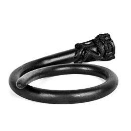 Sinnovator Snake Charmer Platinum Silicone Urethral Sound