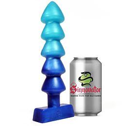 Sinnovator Surge Platinum Silicone Anal Beads