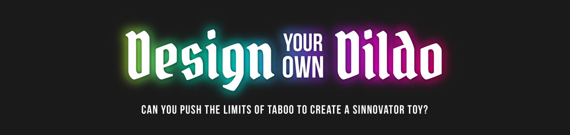Design Your Own Dildo 2021